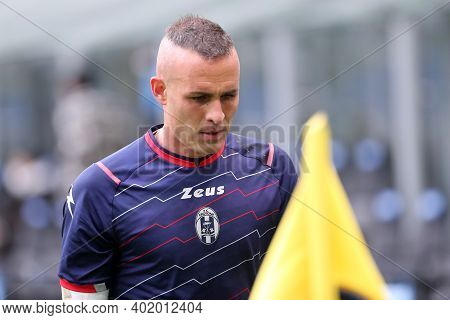 Milano, Italy. 03th January 2021. Alex Cordaz Of Fc Crotone  During The Serie A Match Between Fc Int