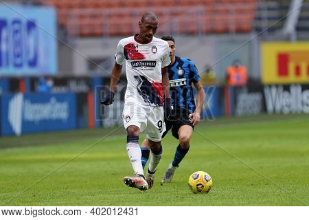 Milano, Italy. 03th January 2021. Eduardo Henrique Of Fc Crotone  During The Serie A Match Between F