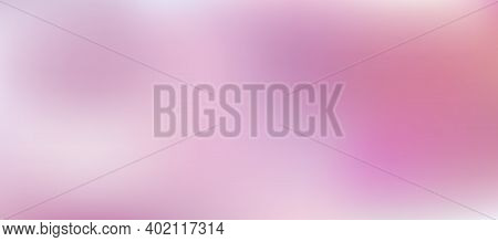 Abstract Background Gradient Mesh Blur With Trend Pastel Pink Color For Design Concept, Wallpapers,
