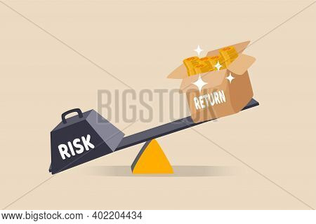 Investment High Risk High Expected Return, Investor Risk Appetite In Securities And Investment Asset