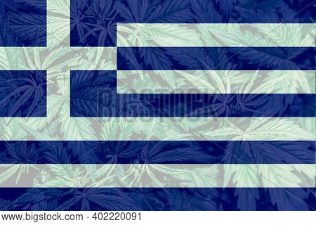 Cannabis Legalization In The Greece. Weed Decriminalization In Greece. Medical Cannabis In The Greec