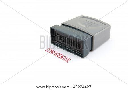 Confidential Rubberstamp