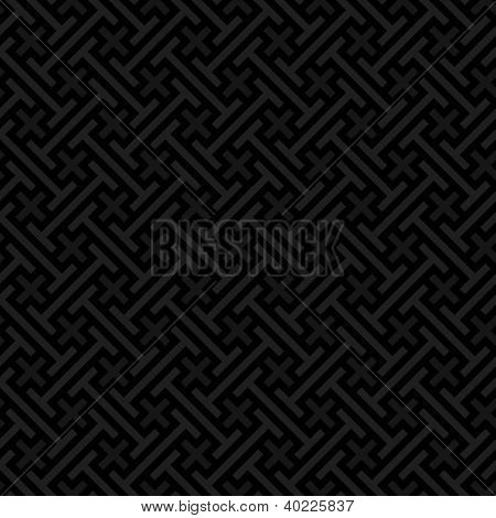 Ethnic Vector Pattern In The Indonesian Style