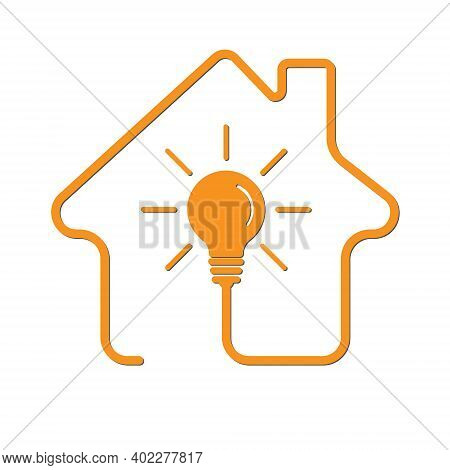 Power Supply, Utility Icon. Vector Stock Illustration, Flat Style