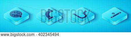 Set Isometric Water Meter, Industry Metallic Pipe, Industry Pipe And Manometer And Industry Metallic