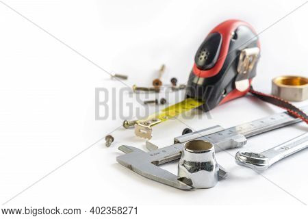 Repair Tools And Various Parts