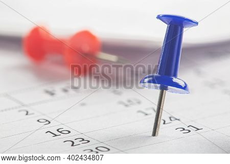 Important Date And Calendar Appointment. Pin On Calendar.