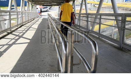 Walkway Railing In Salvador