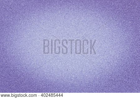 Texture Of Granite Purple Color With Small Dots, With Vignetting.