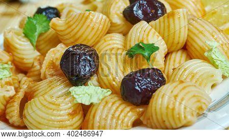 Pasta Col Pesto Rosso