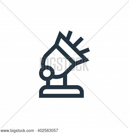 stage icon isolated on white background. stage icon thin line outline linear stage symbol for logo,
