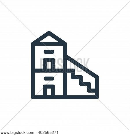 duplex icon isolated on white background. duplex icon thin line outline linear duplex symbol for log