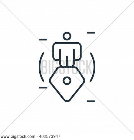 life insurance icon isolated on white background. life insurance icon thin line outline linear life