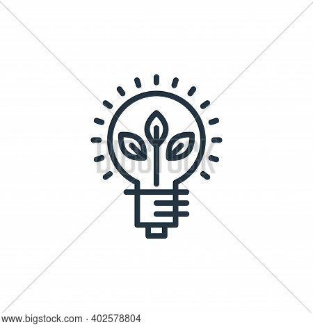 innovation icon isolated on white background. innovation icon thin line outline linear innovation sy