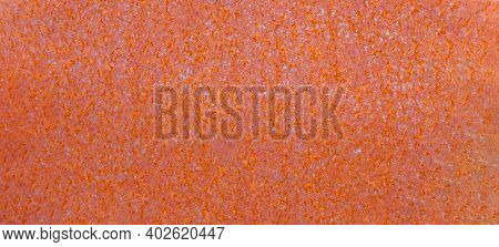 Rusty Metal Texture, Background. Grunge Rusted Metal Texture, Rust And Oxidized Metal Background. Ol
