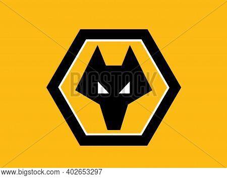 Wolverhampton, West Midlands, England, Uk - January 10, 2021 : Wolverhampton Wanderers Football Club