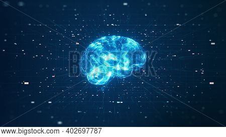 Technology Artificial Intelligence (ai) Concept.