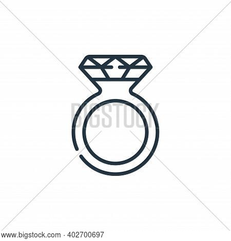 proposal icon isolated on white background. proposal icon thin line outline linear proposal symbol f