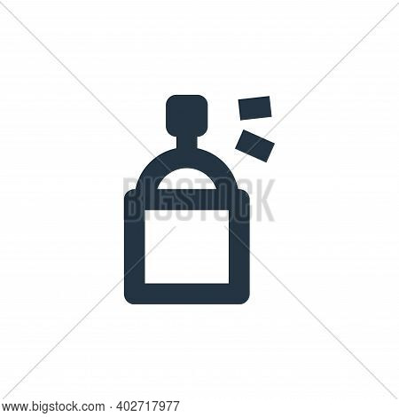 spray icon isolated on white background. spray icon thin line outline linear spray symbol for logo,