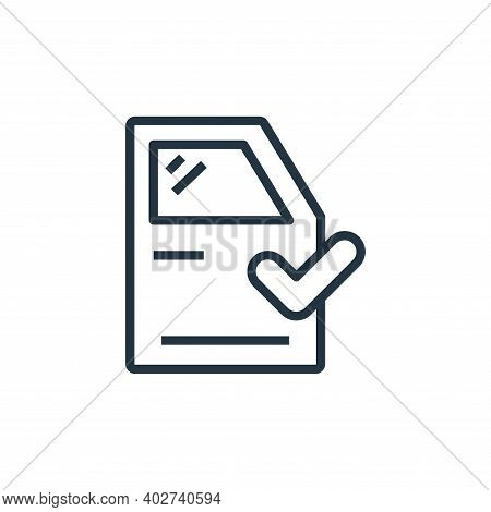 exterior icon isolated on white background. exterior icon thin line outline linear exterior symbol f