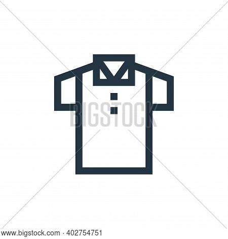t shirt icon isolated on white background. t shirt icon thin line outline linear t shirt symbol for