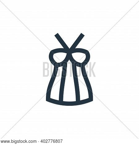 top icon isolated on white background. top icon thin line outline linear top symbol for logo, web, a