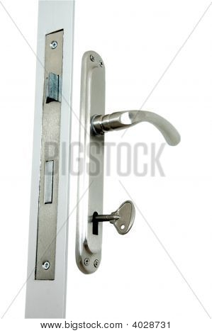 Handle And Lock