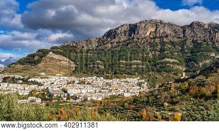 Cazorla Village, Sierra De Cazorla Segura And Las Villas Natural Park, Jaen Province, Andalusia, Spa