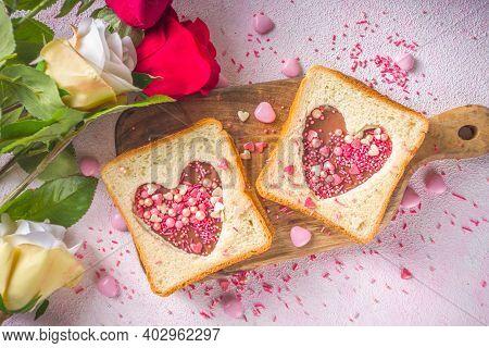 Valentine Sweet Sandwich