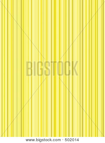Yellow Pinstripe Background