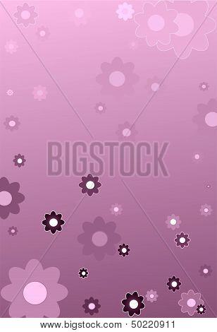 mystical pattern of flower