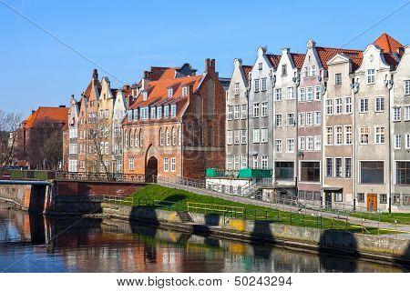 Tenement In Gdansk
