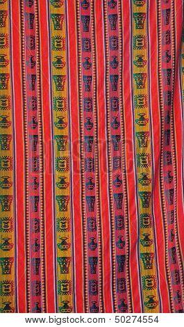 Colorful Peruvian Textiles