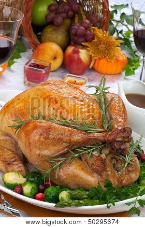 Fall Festival Roast Turkey