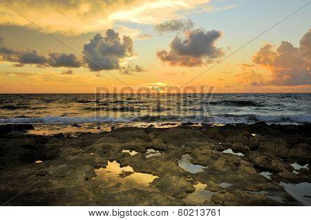 Reef Sunrise