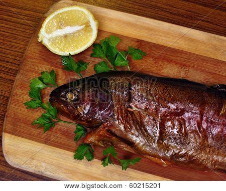 Fish Smoked Trout