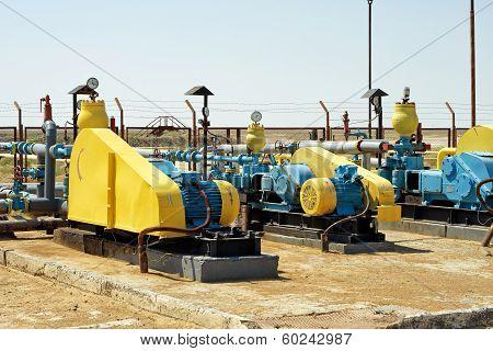 Oil Transfer Pumps.
