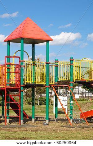 Children s playground equipment