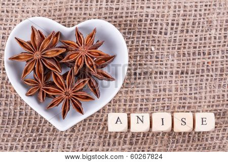Aniseed In  Cup