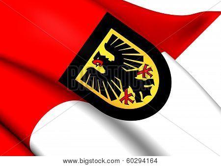 Flag Of Dortmund