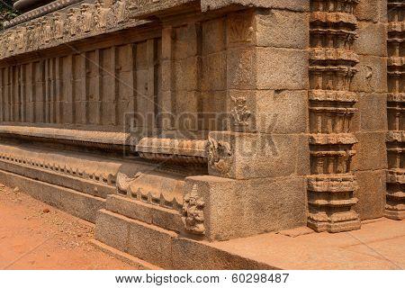 Shore Temple. Mahabalipuram Tamil Nadu