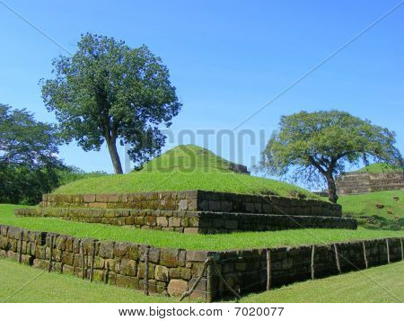 The San Andres Ruins