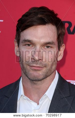 LOS ANGELES - AUG 14:  Max Bard at the Crackle Presents the Premieres of