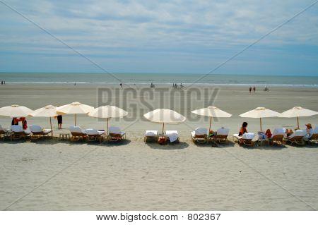 Beach on Kiawah