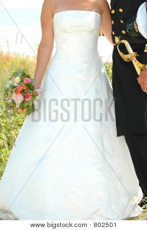 Bride and groom v.2