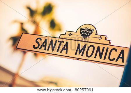 Santa Monica Street