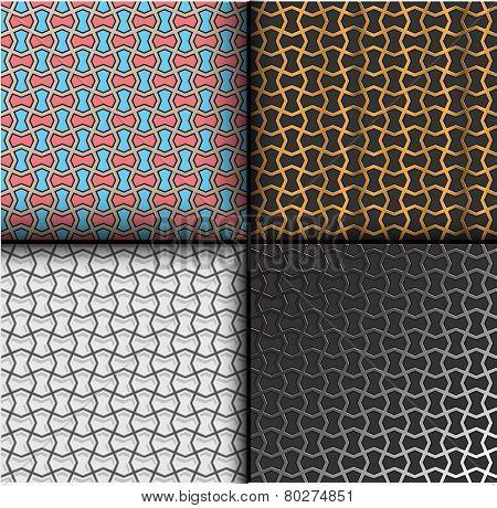 decorative seamless pattern.