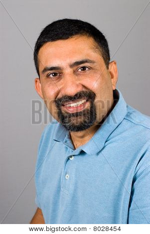East Indian Man