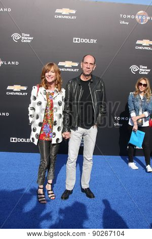 LOS ANGELES - MAY 9:  Miguel Ferrer at the