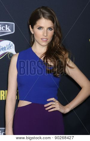 LOS ANGELES - MAY 9:  Anna Kendrick at the